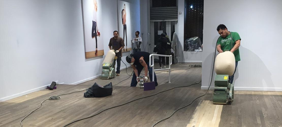 commercial floor installers nyc
